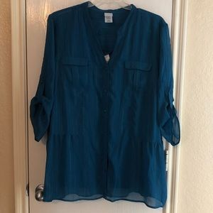 [Just My Size] Blouse